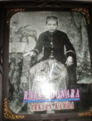 Raja kerajaan Adonara Ara Kian Kamba.