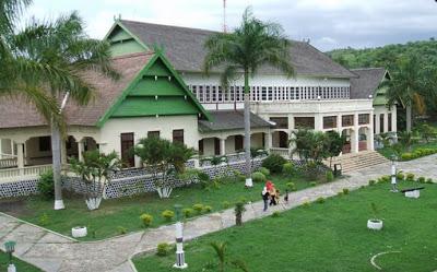 Istana Asi Mbojo - Kesultanan Bima