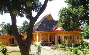 Istana Bala Kuning Sumbawa