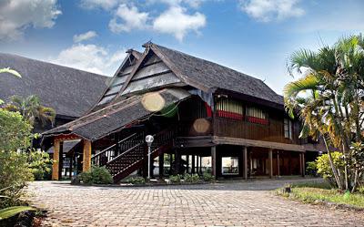 Saoraja Tamalate - Kesultanan Gowa