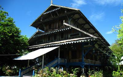 Istana Malige - Kesultanan Buton