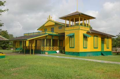 Istana Muliakarta,kerajaan Tanjungpura
