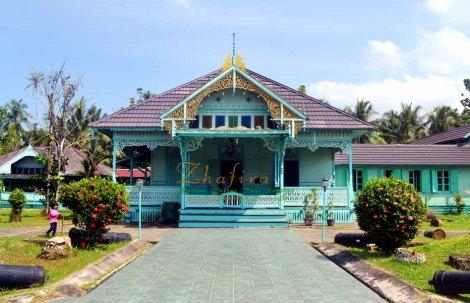 Istana Amantubillah.