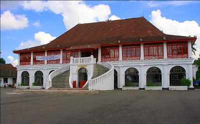 Istano Kuto Lamo - Kesultanan Palembang Darussalam