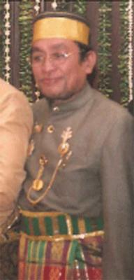 Karaeng Haji Ali Mallongbasi of Sanrabone