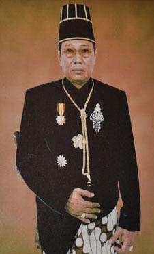 Sri Sultan Pakubuwono XIII