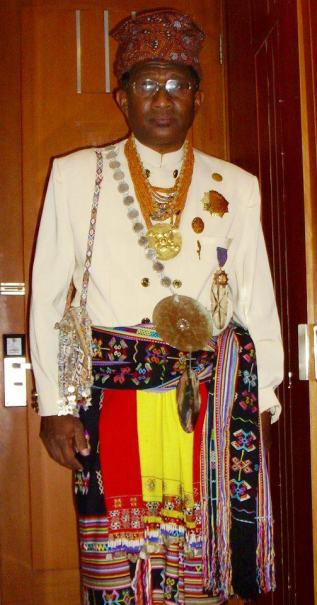 Amanatun, Timor - Usif Don Kusa Banunaek, of Amanatun. Dia putera Raja/Usif terakhir Amanatun