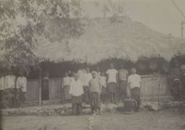 Loleh, Rote - Manek-Raja Paulus Semuel Zacharias. 1920