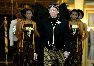 Sultan Mangkunegara IX