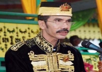 Sultan of Sanggau, H. Gusti Arman