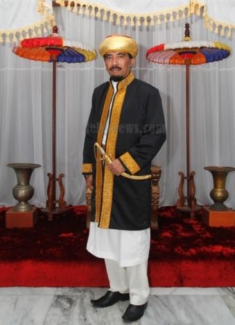 Sultan Tidore ke-37, Hi Husain Syah