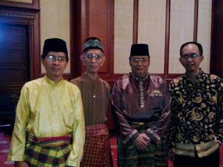 Family Sultan Indragiri