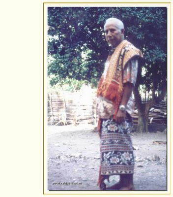 Manek/Raja Herman Dupe of Bokai/Rote (ruled 1961-1969 real)