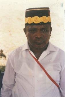 Raja Said Arobi Uswanas dari Kerajaan Fatagar