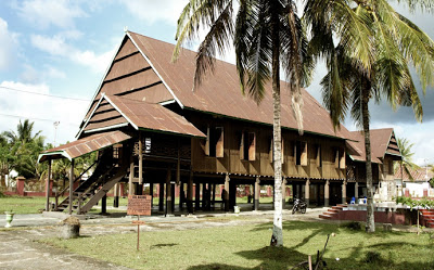 Istana Petta Ponggawae - Kesultanan Bone