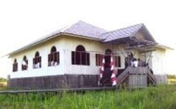 Istana kerajaan Kubu
