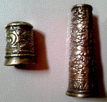 Tempat bersirih terbuat dari Kuningan dan Emas, Pusaka Raja Leube Cut, Koleksi -Kassah Hakim