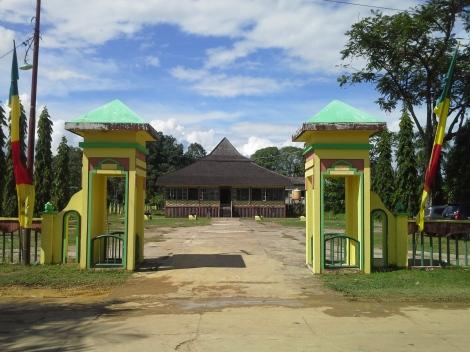 Keraton Pakunegara Tayan
