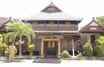 Saoraja Mallangga - Kesultanan Wajo