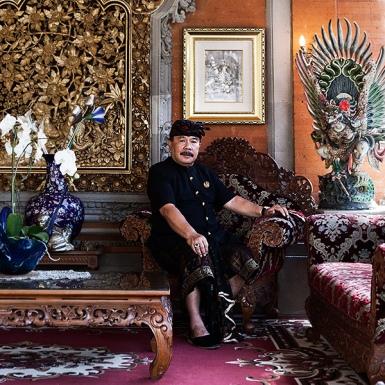 Tjokorda Gde Putra Sukawati, Prince of Ubud | Kesultanan dan ...