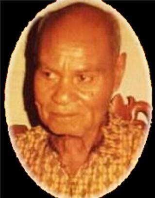 Liurai Luis Seneka Tei Serang of Waihale. Died 11-5-2003. Penguasa Timor di bawah Maromak Oan