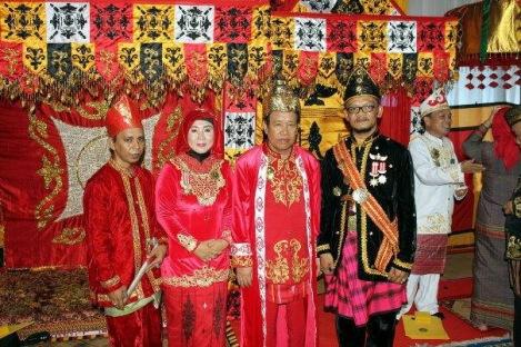 Mekongga, Sulawesi - Penobatan Bokeo (Raja) Mekongga ke-13. 2014
