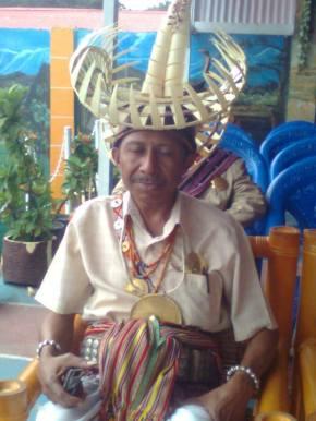 Amabi-Oefeto, Timor - Fettor Hebron Loemnanu of Amabi-