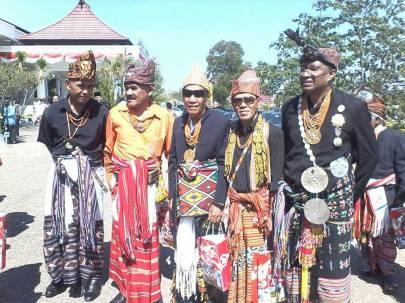 Amfoang - Taebenu, Fettor, Raja Amfoang, raja Amanatun, Raja Amanuban, Fetor Tefnai