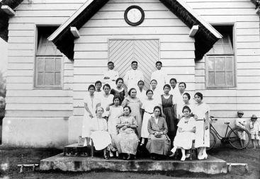 Wanita mongondow pada tahun 1930-an