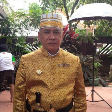 Chief of the sultan dynasty of Banten.