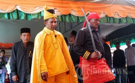 Daya, Aceh, Sumatera - T Saifullah Keturunan ke 13 raja Daya. 2012