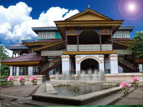 Istana Lima Laras