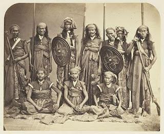 Menteri besar Selaparang, Lombok, 1865