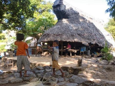 Raijua - Rumah Adat Boko