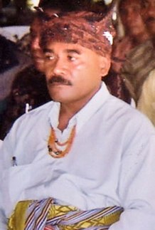 Raja Robert Manoh of Amfoan