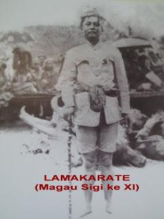 Raja Sigi Lamakarate