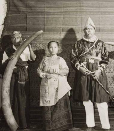 Raja Sikka, Don Jozef Thomas Ximenes da Silva tahun 1945