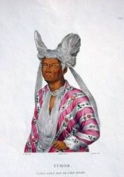 Raja Terong, nama tidak diketahui ca 1807. It is Raja Naba Leba of Terong,who died ca. 1803. He was son of Raja Liwang I,who ruled f.i. 1773.Succeeded brother Raja Lewana Labah,who still ruled 1772 and were father of Raja Laba,who ruled f.i. 1751Info from: mr D.Tick Facebook