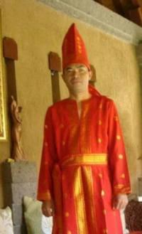 Putera Mahkota / Crown prince (2014): John FE Suoth Kansil, kerajaan Siau. 2014