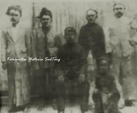 Datu Pamusu adalah raja Dolo. Diturunkan tahun 17-5-1918. Kemudian Dolo dan Sigi bersatu.