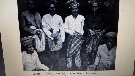 Pabitjara von Sigi dan Pangeran Risa....Komunitas HistoriaSul. teng