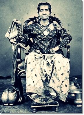 Sitti Aisyah We Tenri Olle, Ratu Tanete 1855-1910
