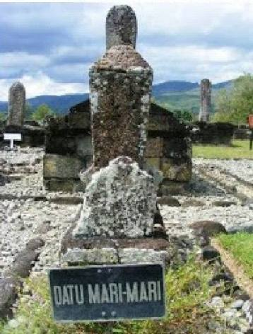 Makam Datu Mari - Mari