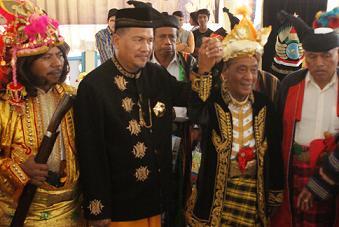 Raja Kesultanan Aceh Darussalam, PSB DYmm Tuanku Muhammad