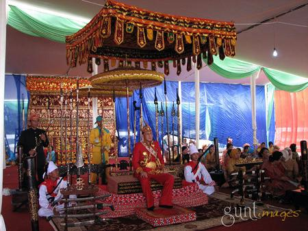 Pangeran Edward Syah Pernong, Sultan the 23th of the sultanate of Skala Brak