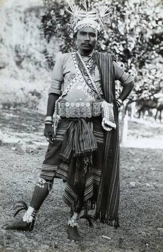 Raja Edmundus Klai Muti dari Wewiku-Belu (died 1999)