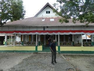 Rumah pusaka Raja Pattisahusiwa