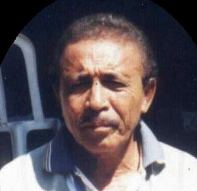 Raja Kaharuddin Kinanggi of KuiAlor. Present Caretaker Raja Drs. Mochammad Kinanggi is high government official in Kupang. Foto ?