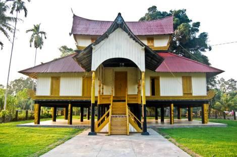 Istana Rokan IV Koto
