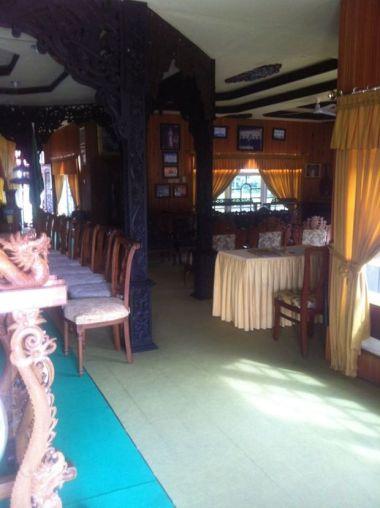 Rumah Baloy, Rumah adat Kerajaan Tidung. Ambir Kanan (Ulad Kemagot), adalah ruang istirahat atau ruang untuk berdamai setelah selesainya perkara adat.